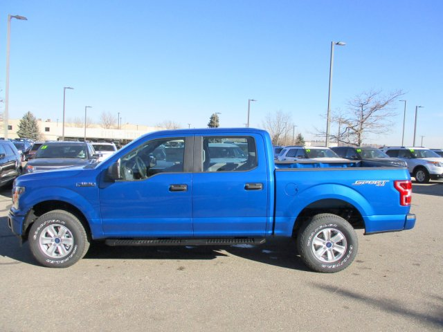 2018 F-150 SuperCrew Cab 4x4,  Pickup #00058387 - photo 6