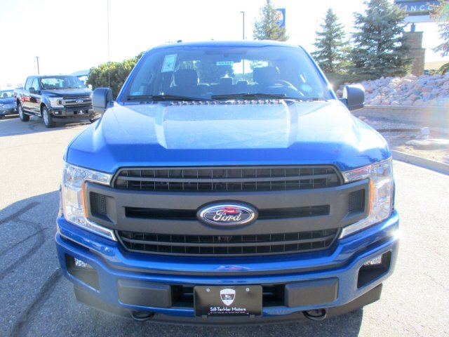 2018 F-150 SuperCrew Cab 4x4,  Pickup #00058387 - photo 8