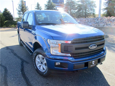 2018 F-150 SuperCrew Cab 4x4,  Pickup #00058387 - photo 1