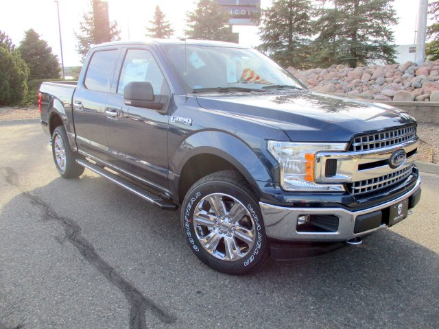 2018 F-150 SuperCrew Cab 4x4, Pickup #00058389 - photo 1