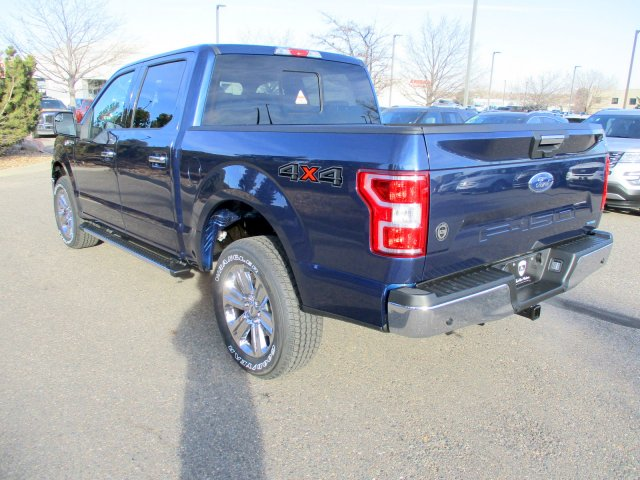 2018 F-150 SuperCrew Cab 4x4, Pickup #00058389 - photo 2
