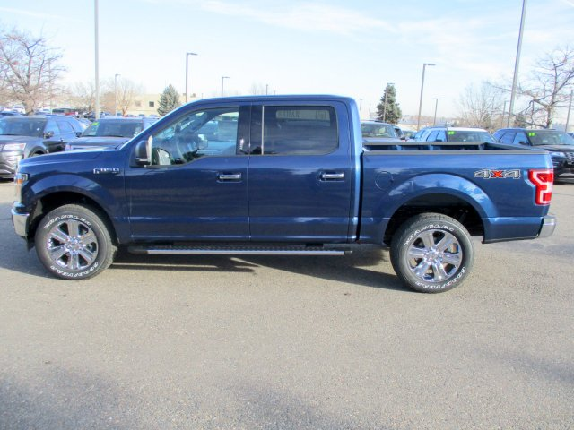2018 F-150 SuperCrew Cab 4x4, Pickup #00058389 - photo 7