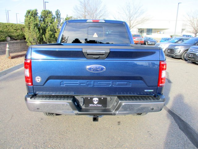 2018 F-150 SuperCrew Cab 4x4, Pickup #00058389 - photo 8
