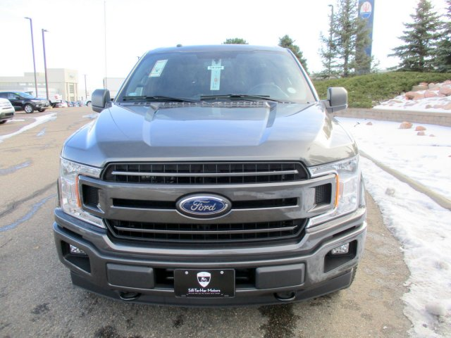 2018 F-150 Crew Cab 4x4, Pickup #00058390 - photo 9