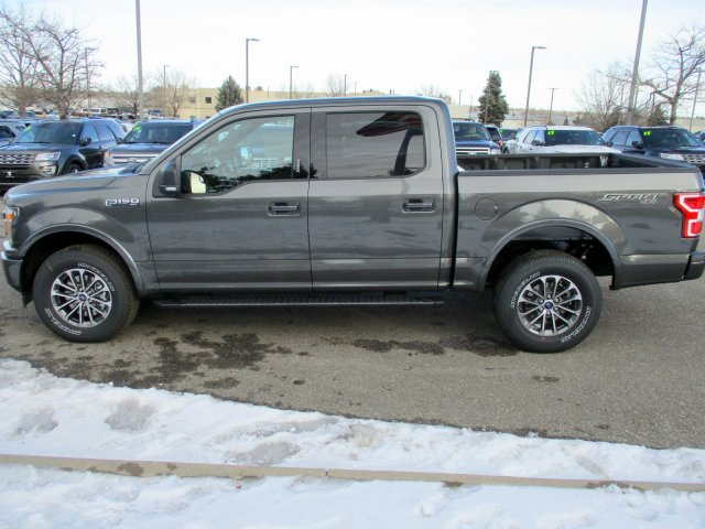 2018 F-150 Crew Cab 4x4, Pickup #00058390 - photo 7