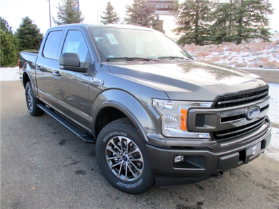 2018 F-150 Crew Cab 4x4, Pickup #00058390 - photo 1