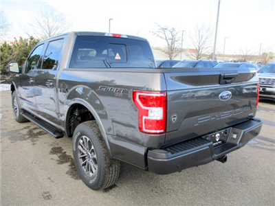 2018 F-150 Crew Cab 4x4, Pickup #00058390 - photo 2