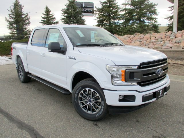 2018 F-150 SuperCrew Cab 4x4, Pickup #00058432 - photo 3