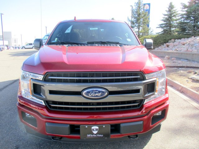 2018 F-150 Crew Cab 4x4, Pickup #00058444 - photo 9