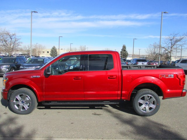 2018 F-150 Crew Cab 4x4, Pickup #00058444 - photo 7