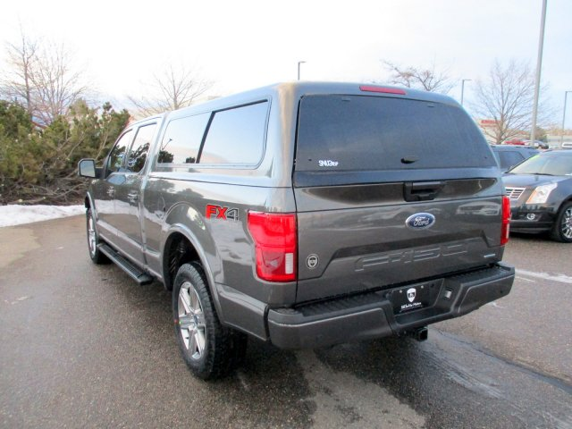 2018 F-150 Crew Cab 4x4, Pickup #00058470 - photo 2