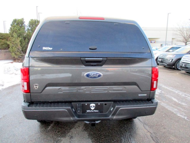 2018 F-150 Crew Cab 4x4, Pickup #00058470 - photo 7
