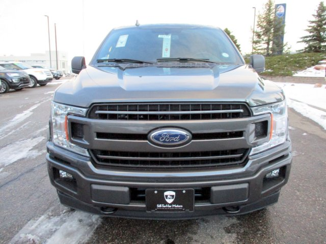 2018 F-150 Crew Cab 4x4, Pickup #00058470 - photo 8