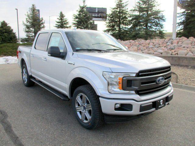 2018 F-150 Crew Cab 4x4, Pickup #00058486 - photo 3