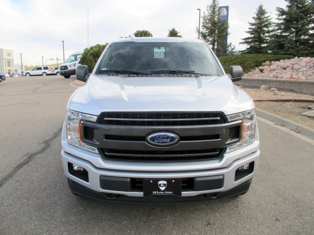 2018 F-150 Crew Cab 4x4, Pickup #00058486 - photo 4