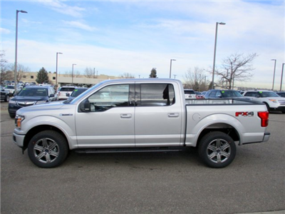 2018 F-150 Crew Cab 4x4, Pickup #00058486 - photo 5