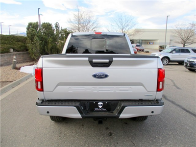2018 F-150 Crew Cab 4x4, Pickup #00058486 - photo 6