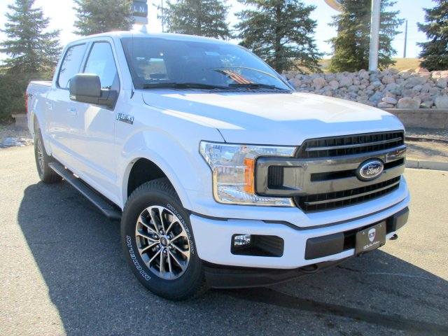 2018 F-150 Crew Cab 4x4, Pickup #00058530 - photo 1