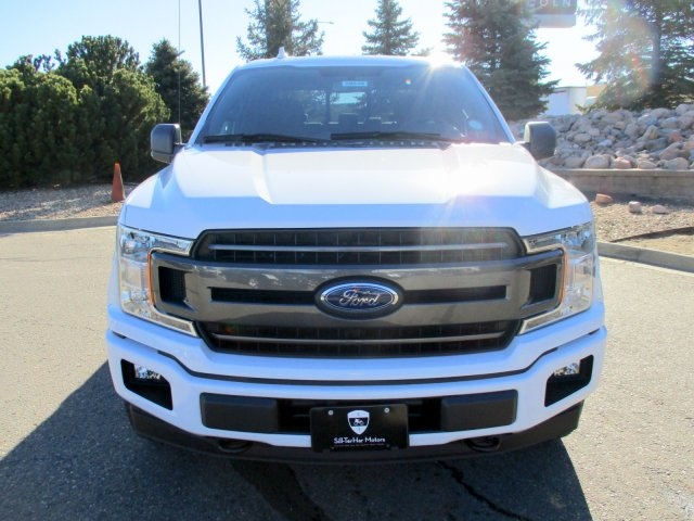 2018 F-150 Crew Cab 4x4, Pickup #00058530 - photo 8