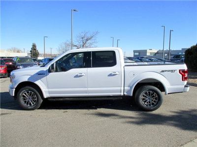 2018 F-150 Crew Cab 4x4, Pickup #00058530 - photo 6