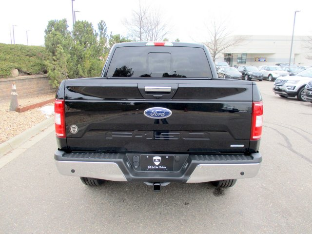 2018 F-150 SuperCrew Cab 4x4,  Pickup #00058533 - photo 4