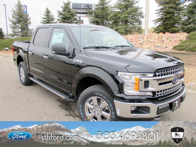 2018 F-150 SuperCrew Cab 4x4,  Pickup #00058533 - photo 1