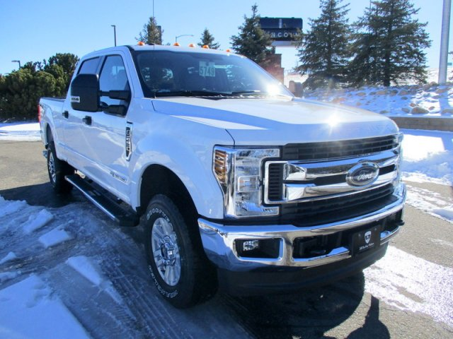 2018 F-250 Crew Cab 4x4, Pickup #00058544 - photo 1