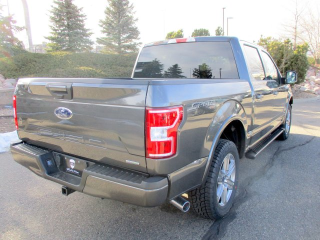 2018 F-150 SuperCrew Cab 4x4, Pickup #00058685 - photo 5