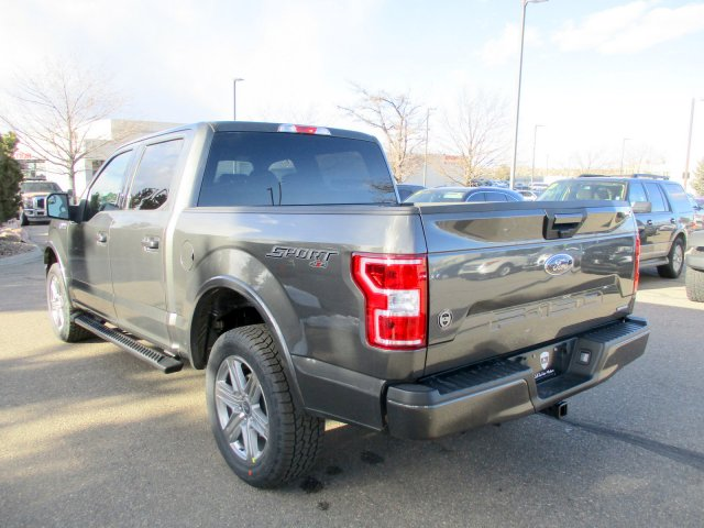 2018 F-150 SuperCrew Cab 4x4, Pickup #00058685 - photo 2