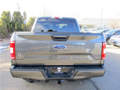 2018 F-150 SuperCrew Cab 4x4, Pickup #00058685 - photo 6
