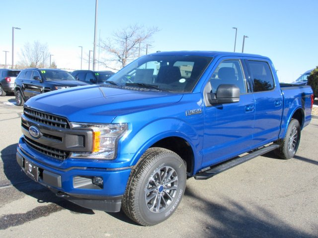 2018 F-150 SuperCrew Cab 4x4,  Pickup #00058693 - photo 1