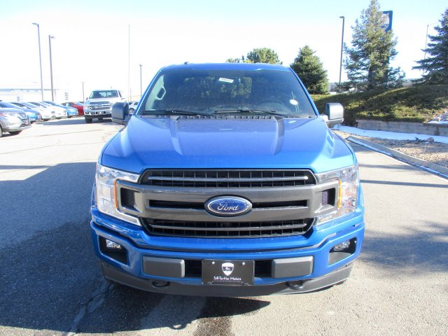2018 F-150 SuperCrew Cab 4x4,  Pickup #00058693 - photo 3