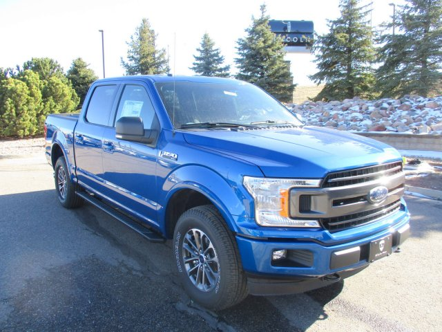 2018 F-150 SuperCrew Cab 4x4,  Pickup #00058693 - photo 2