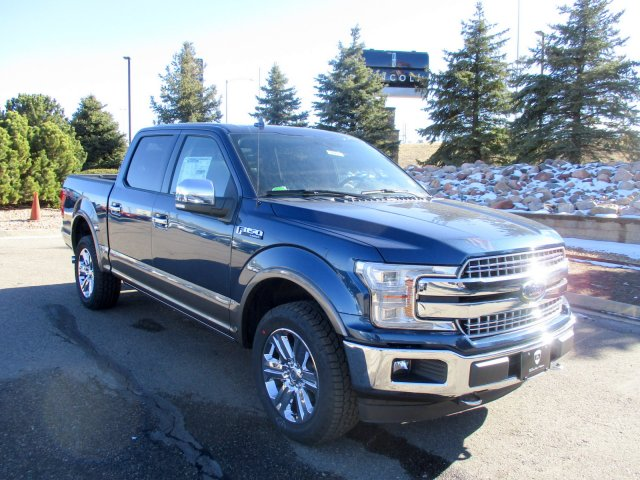 2018 F-150 SuperCrew Cab 4x4, Pickup #00058701 - photo 4
