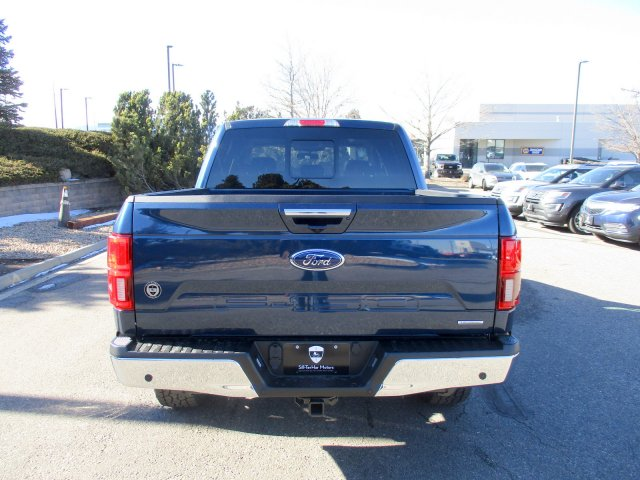 2018 F-150 SuperCrew Cab 4x4, Pickup #00058701 - photo 6