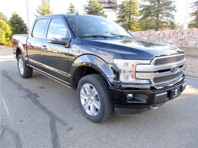 2018 F-150 Crew Cab 4x4, Pickup #00058715 - photo 1