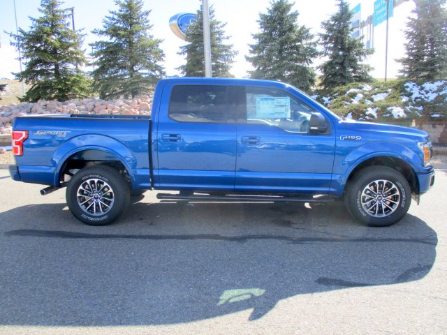 2018 F-150 SuperCrew Cab 4x4, Pickup #00058799 - photo 5