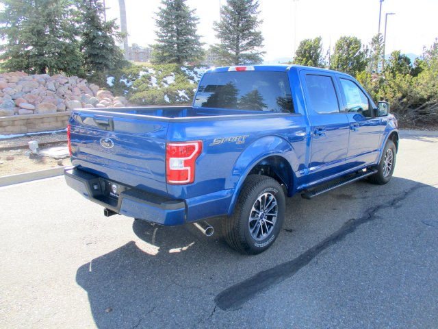2018 F-150 SuperCrew Cab 4x4, Pickup #00058799 - photo 6
