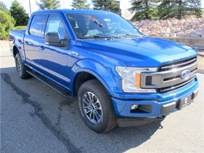 2018 F-150 SuperCrew Cab 4x4, Pickup #00058799 - photo 4