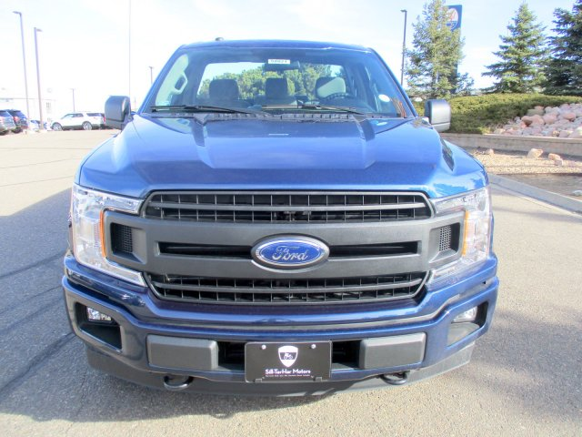 2018 F-150 Regular Cab 4x4,  Pickup #00058821 - photo 4