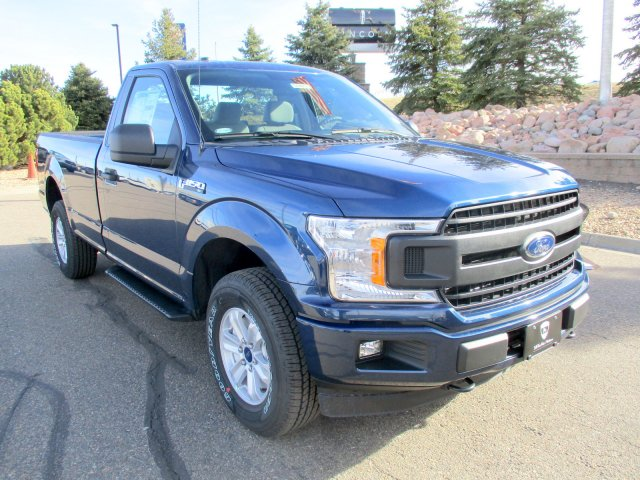 2018 F-150 Regular Cab 4x4,  Pickup #00058821 - photo 3