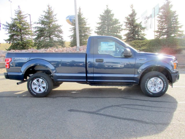 2018 F-150 Regular Cab 4x4,  Pickup #00058821 - photo 5
