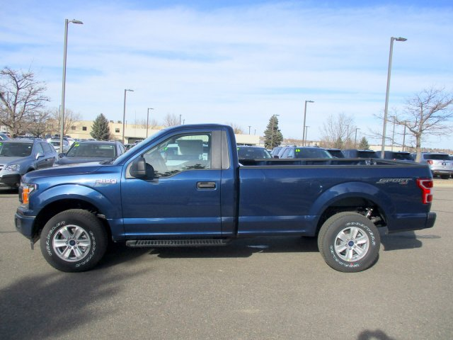 2018 F-150 Regular Cab 4x4,  Pickup #00058821 - photo 7