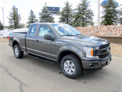2018 F-150 Super Cab 4x4, Pickup #00058839 - photo 4