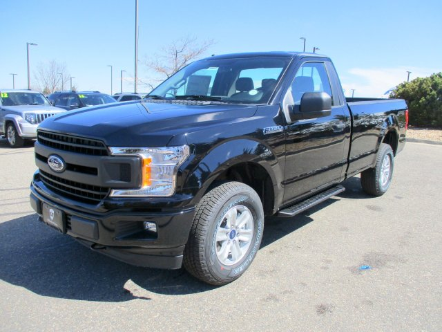 2018 F-150 Regular Cab 4x4,  Pickup #00058842 - photo 1