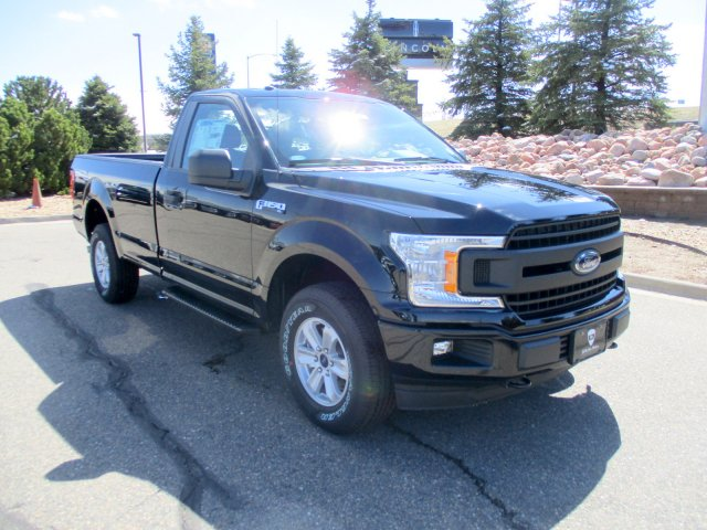 2018 F-150 Regular Cab 4x4,  Pickup #00058842 - photo 4