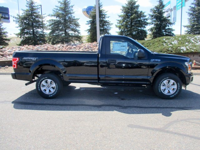 2018 F-150 Regular Cab 4x4,  Pickup #00058842 - photo 5