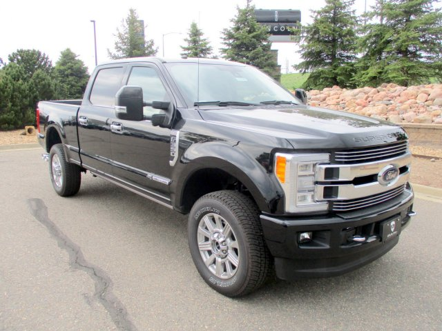 2018 F-350 Crew Cab 4x4, Pickup #00059198 - photo 4