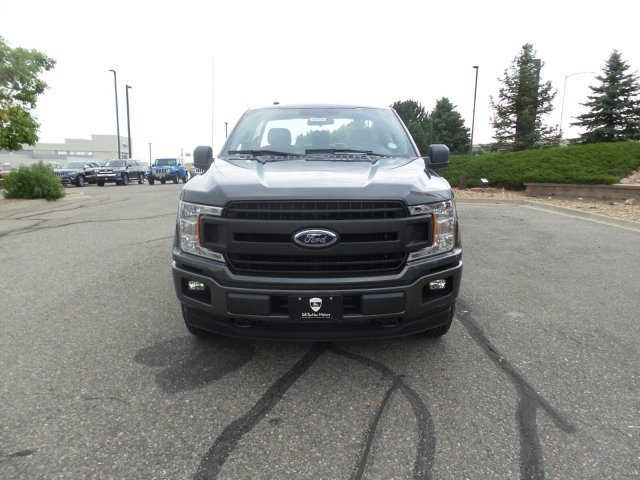 2018 F-150 Regular Cab 4x4,  Pickup #00059489 - photo 4