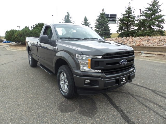 2018 F-150 Regular Cab 4x4,  Pickup #00059489 - photo 5